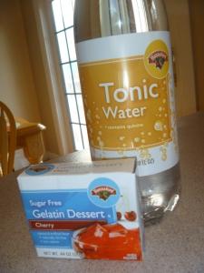 Tonic water farse