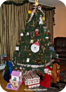Our Christmas haul