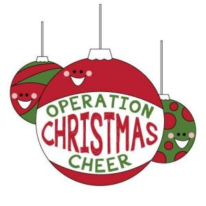 Operation Christmas Cheer is an easy way to rally the troops and support kids with terminal illness.