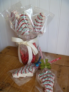 Cute favors for a party or quick add ins at a bake sale.