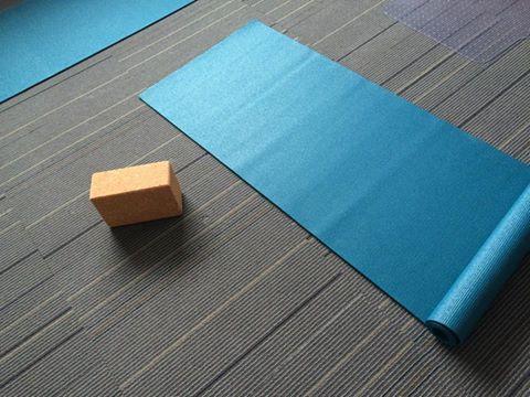 thyme yoga