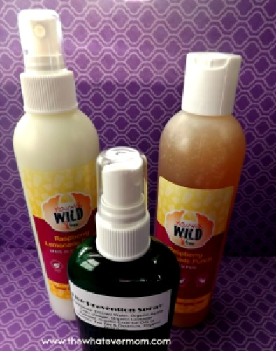 Young Wild And Free Poofy Organics