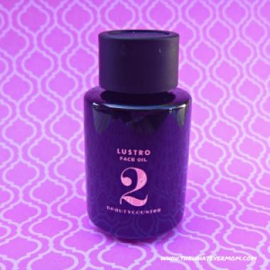 Lustro Face Oil 2