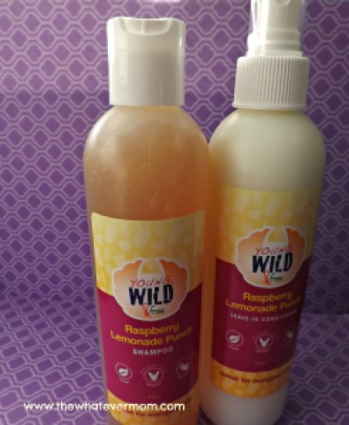 Young Wild Free Poofy Organics