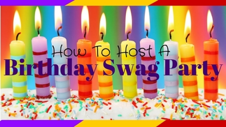 Birthday Swag Party