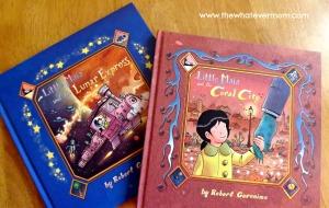 Graphic novels Robert Gernoimo