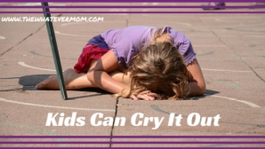 Kids Can Cry It Out