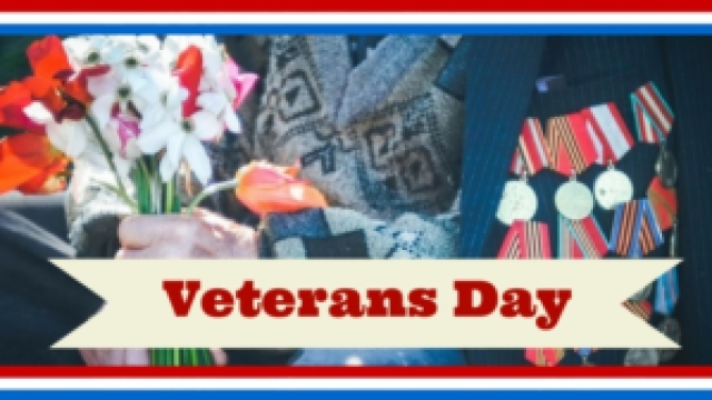 Veterans Day We Remember