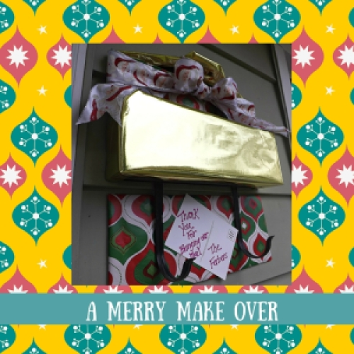 Give your mailbox a Merry Makeover