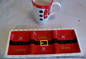 With just a few small embellishments you have a very personalized and coordinated look!