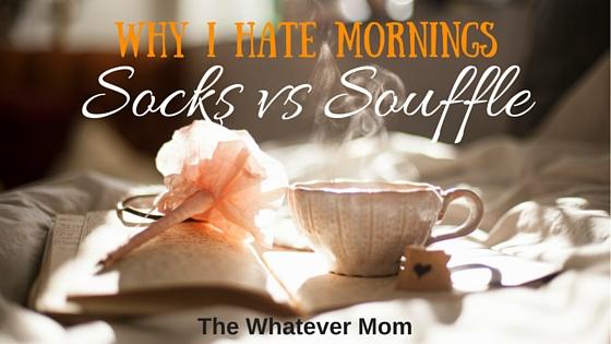 Socks vs. The Souffle